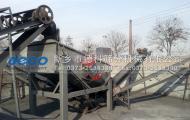 轻型矿筛-QKS1030小型矿筛-小型煤筛,30-50t/h