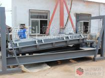 摇摆筛机有现货-2层碳素钢精细回转筛机-方形摇摆筛厂家