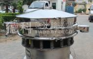 不锈钢圆形筛机-面粉振动筛
